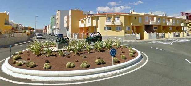 Calle Masca de Vecindario