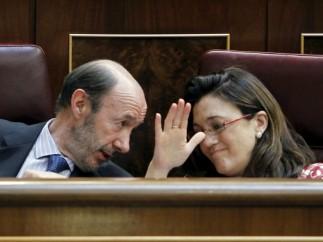 Rubalcaba y Rodríguez