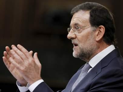 Rajoy, en el Congreso