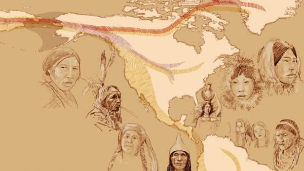 Oleadas migratorias desde Asia