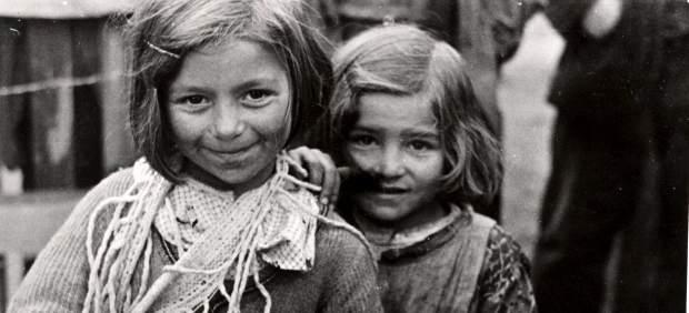 Infancia en la Guerra Civil