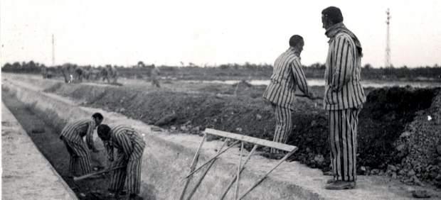 Campo de trabajo de la Guerra Civil
