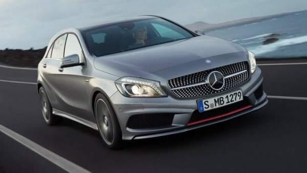 Nuevo Mercedes Clase A 2012