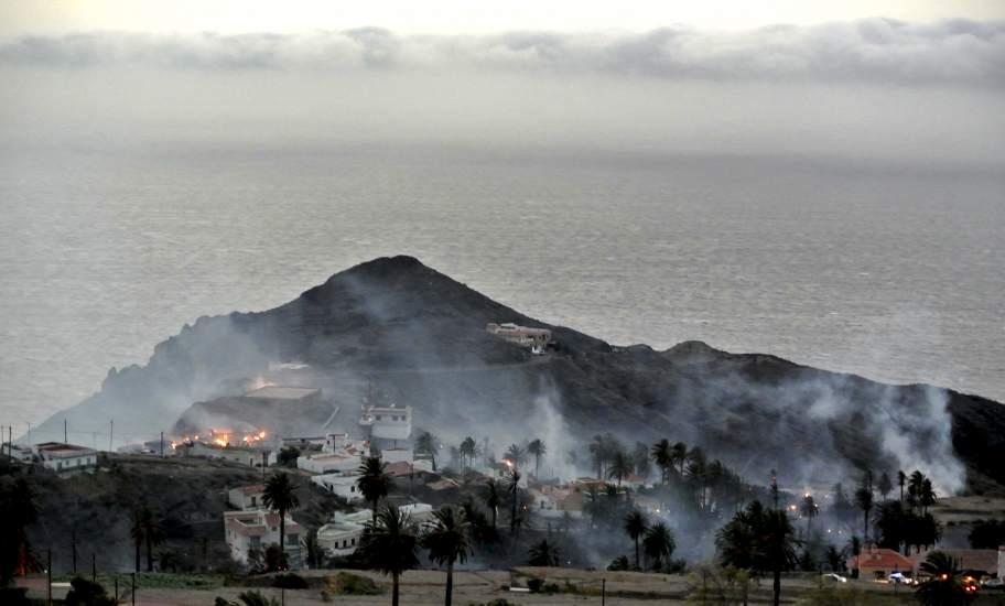 Senderismo en Tenerife: Barranco de Masca 30