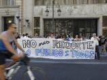"""Los funcionarios insisten: """"NO más recorte"""""""