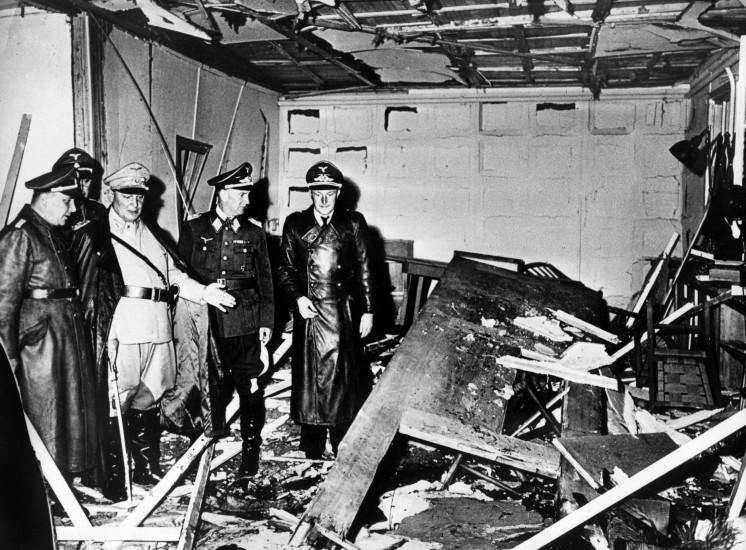 68 años del intento de asesinato de Hitler