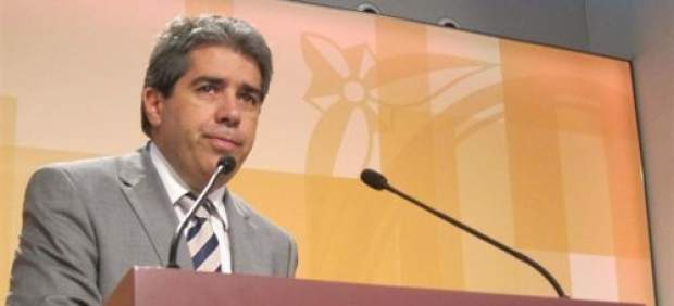 Francesc Homs, portavoz del Gobierno catal�n