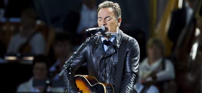 Bruce Springsteen, en Oslo