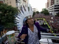 Carlinhos Brown se suma al festival Cultura Inquieta