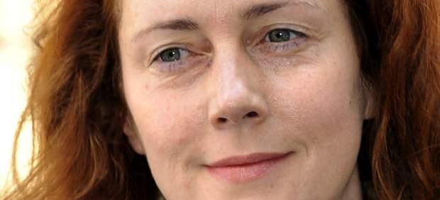 La exconsejera delegada de 'News International' Rebekah Brooks.