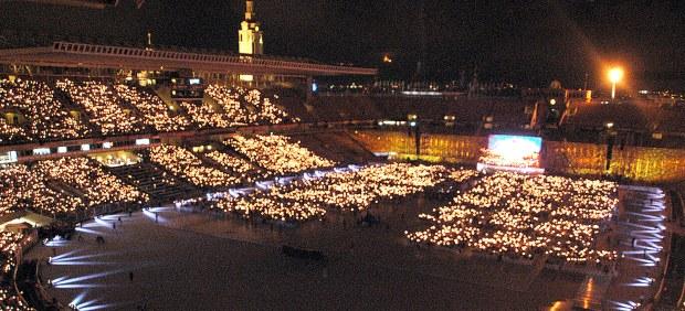 Estadio Ol�mpico de Barcelona