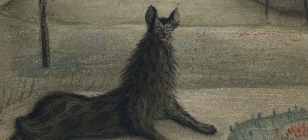 Mythical Creature, 1903