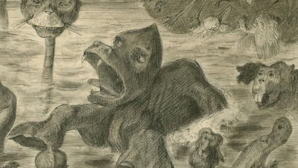 Grotesque Animal World, 1898