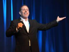 Jerry Seinfeld y 'Comedians in Cars Getting Coffee' fichan por Netflix