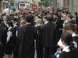 Estudiantes de Oxford