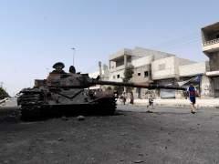 El juez admite una querella contra miembros del Ejército sirio