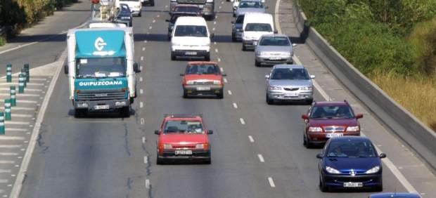 Carretera madrileña