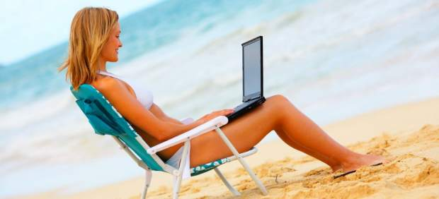 """Consejos para conseguir una """"desconexión digital"""" en las vacaciones de verano"""