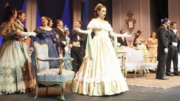 'La Traviata', en el Nuevo Teatro Alcalá