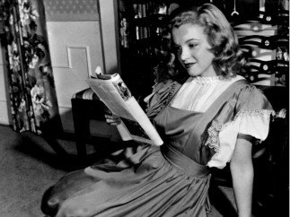 La joven Marilyn