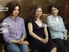 Estrasburgo condena a Rusia por el juicio a las Pussy Riot en 2012