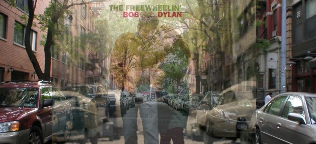 """The Freewheelin' Bob Dylan"""