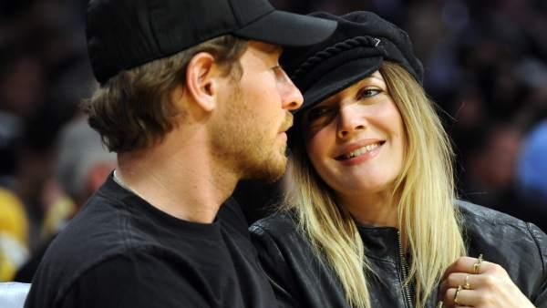 Drew Barrymore y Will Kopelman