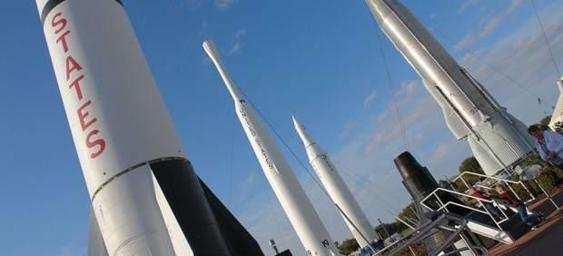 Google Street View permitehacer una visita virtual al Centro Espacial Kennedy