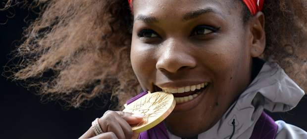 Serena Williams, oro en Londres 2012