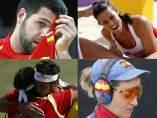 Deportistas españoles en los Juegos