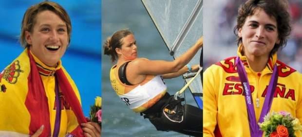 Mujeres medallistas