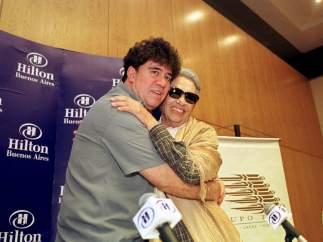 Chavela Vargas y Almodóvar