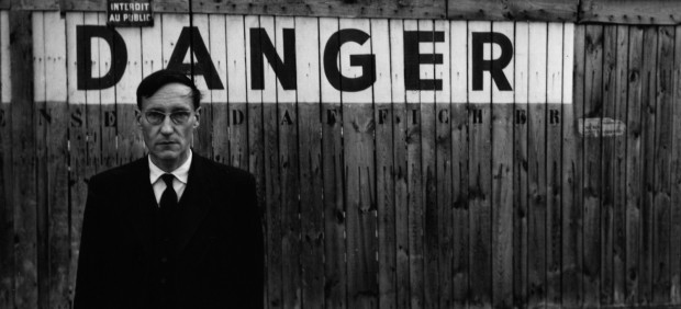 William S. Burroughs, Danger, Paris 1959
