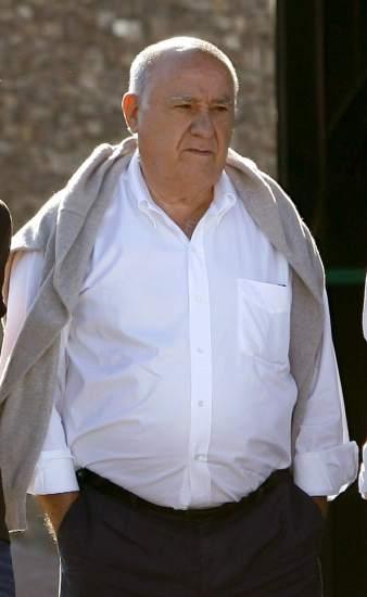 Amancio Ortega deja el cargo de apoderado que ocupaba en más de 50 filiales de Inditex