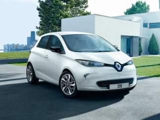 Renault eléctrico Zoe