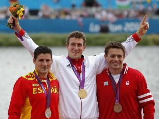 David Cal, el español con más medallas olímpicas