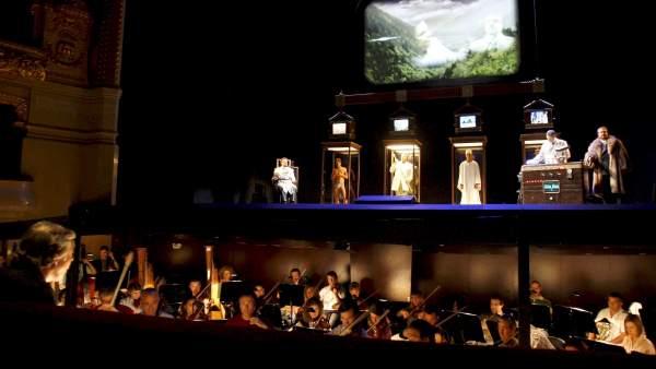 Orquestas del Liceo