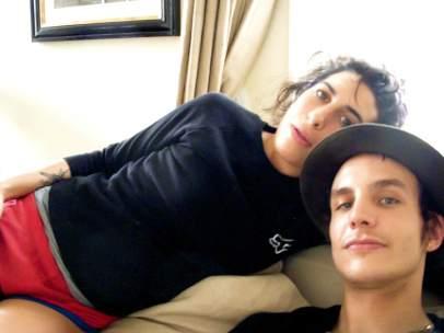Amy Winehouse y Blake Fielder-Civil