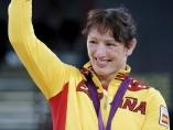 Primera medalla española en lucha grecorromana