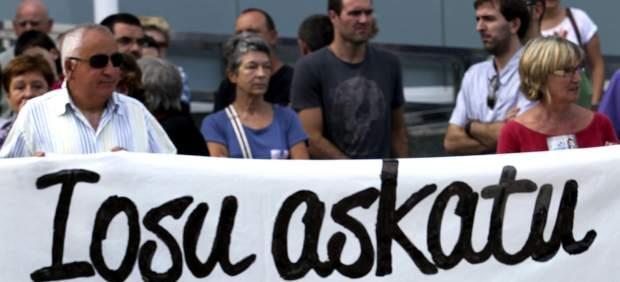 Huelga de hambre por presos de ETA
