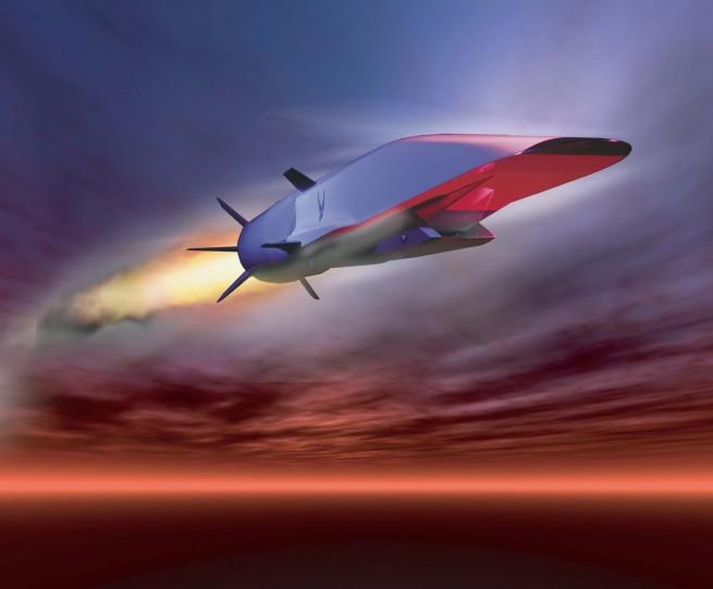 EE UU 'vuela' a 5.763 km/h