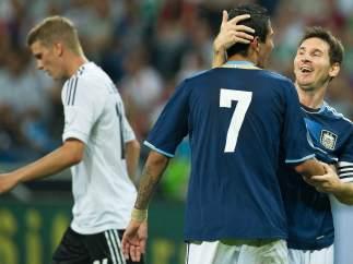 Argentina - Alemania