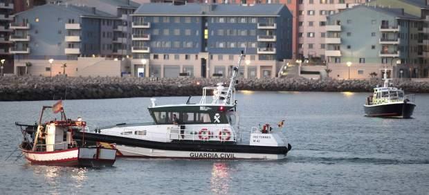 Los pescadores vuelven a faenar en Gibraltar