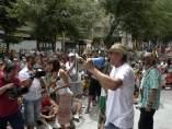 La marcha del SAT en Jaén