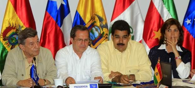 Unasur apoya a Ecuador