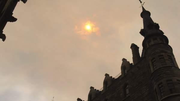 La junta de León prolonga hasta el jueves 23 la alerta por riesgo de incendios.