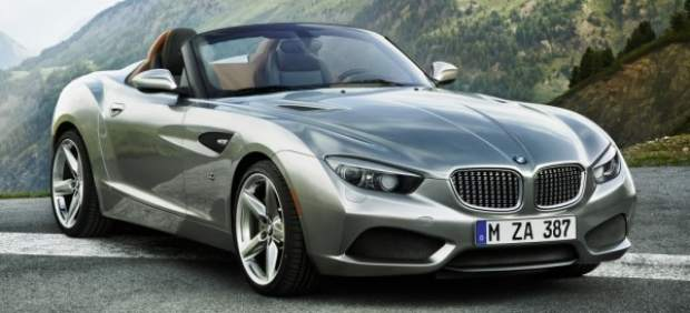 BMW presenta el Zagato Roadster