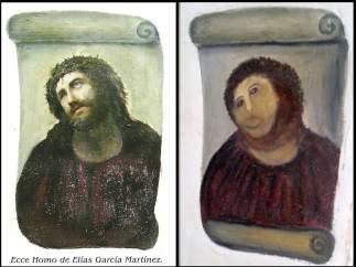Ecce Homo de Elías García Martínez