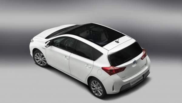Nuevo Toyota Auris 2012