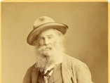 Walt Whitman, about 1870